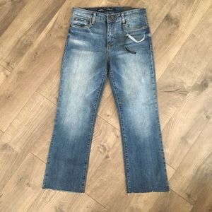 STS Blue Brooke High Rise Kick Flare Jean sz 28